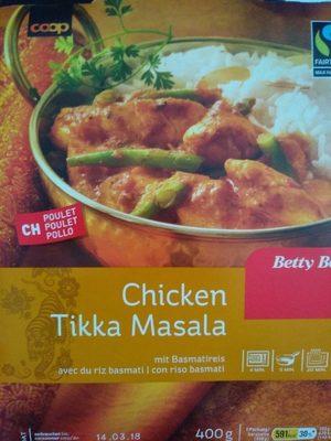 Chicken Tikka Masala - Produit