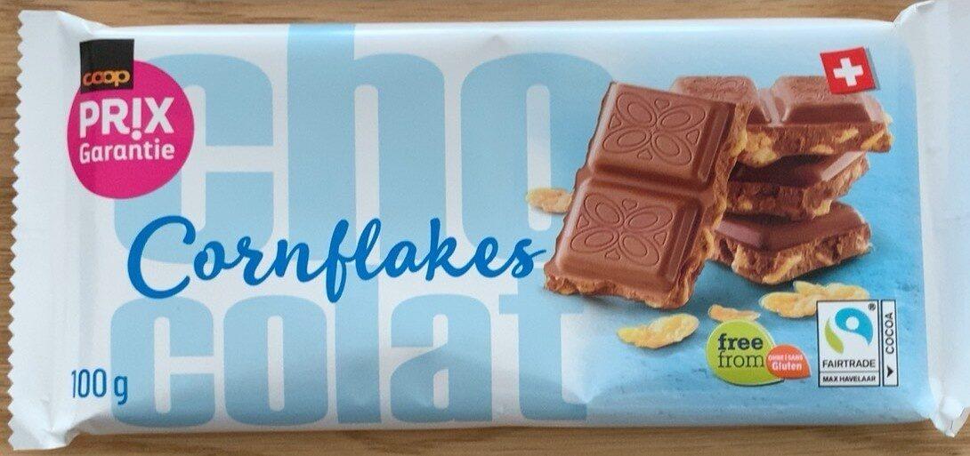 Chocolat cornflakes - Produto - fr