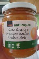 Confiture Oranges Douces Bio - Product - fr
