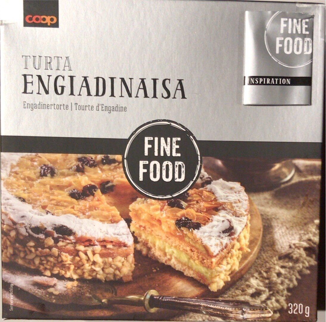 Turta Engiadinaisa - Prodotto - fr