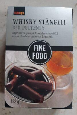 Chocolat noir de couverture fourré au whisky - Prodotto - fr