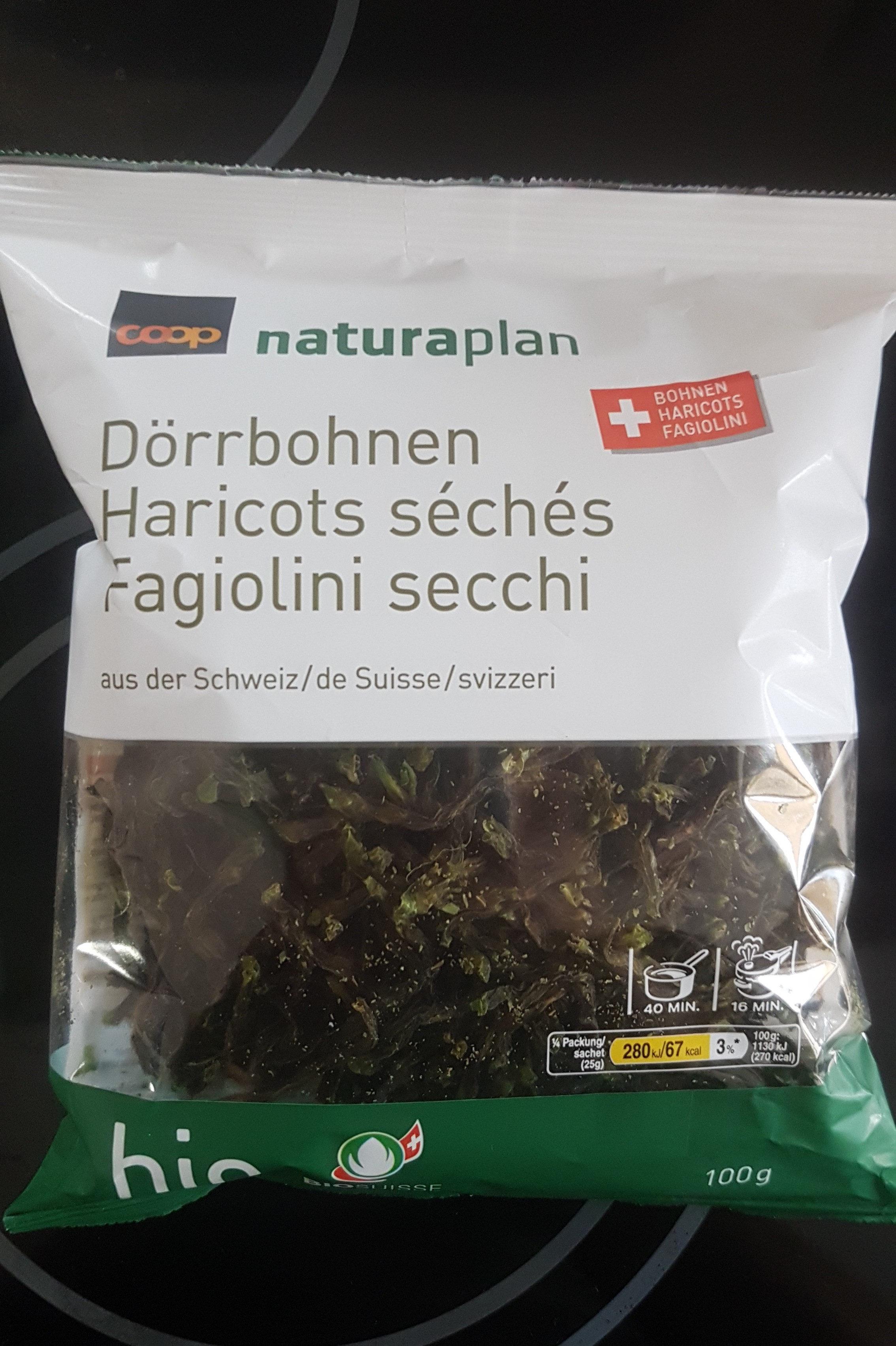 Haricots séchés - Product - de