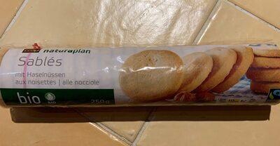 Sablés aux noisettes - Product - fr