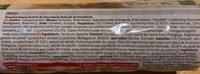 Sablés aux noisettes - Ingredients - fr