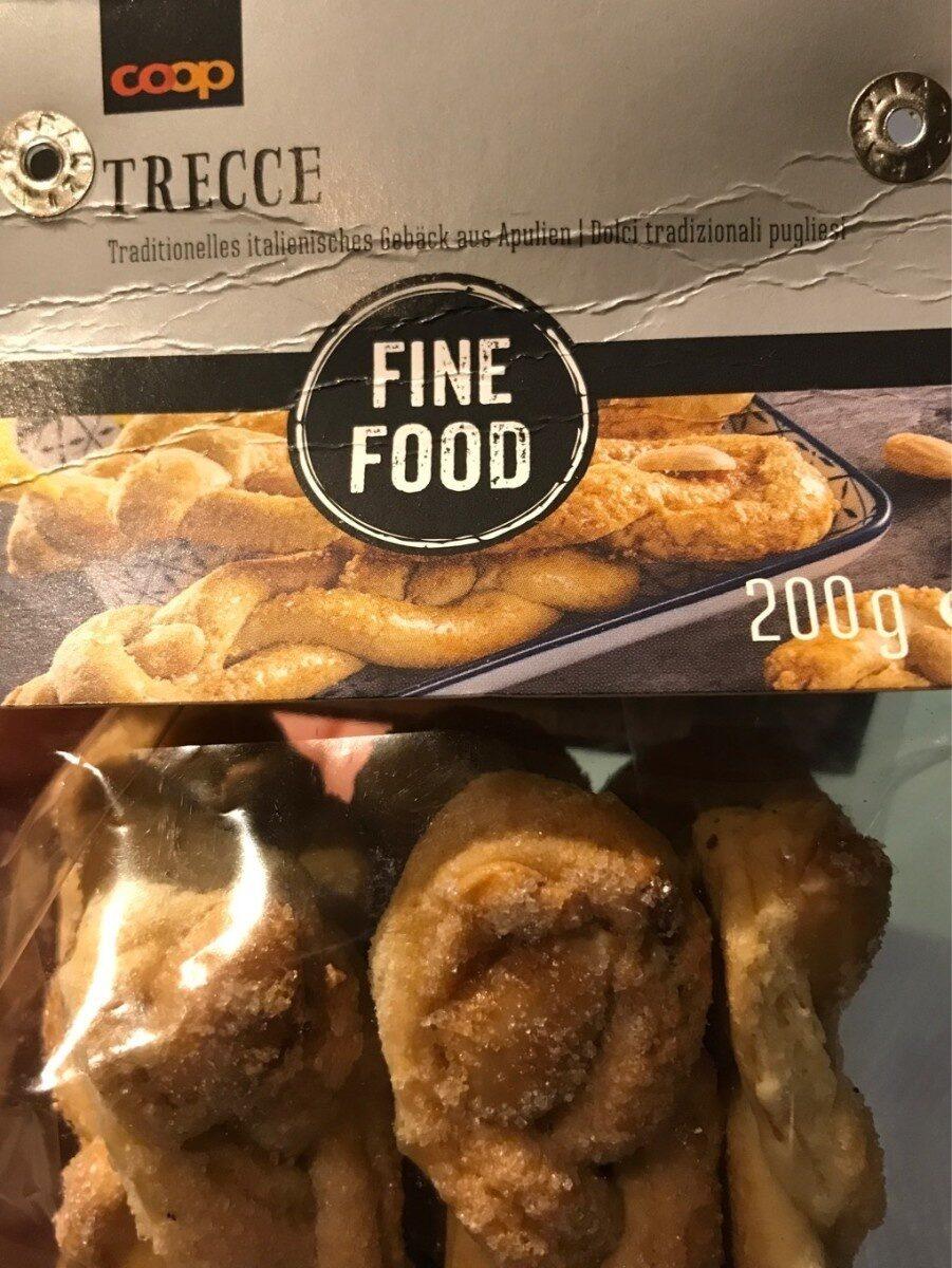 Trecce fine food - Prodotto - fr