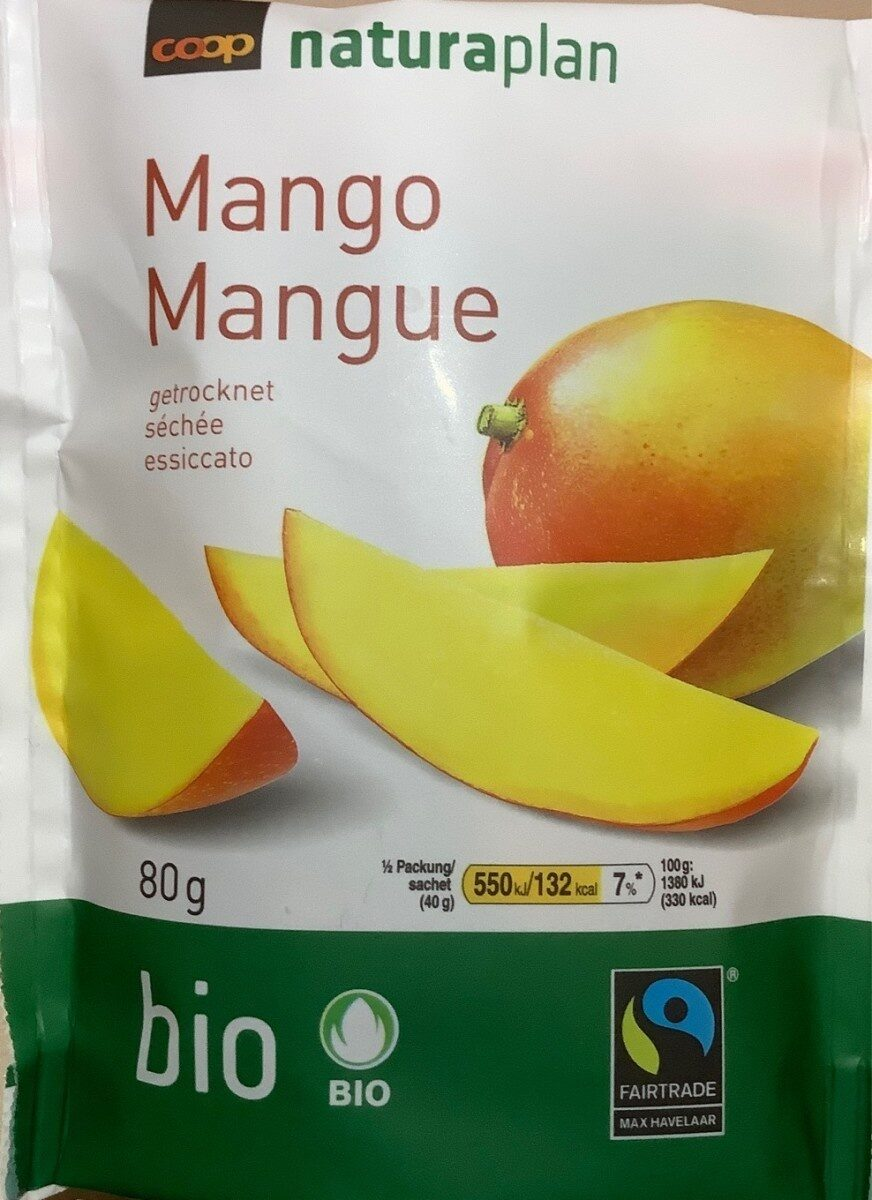 Mangue séchée - Product - fr
