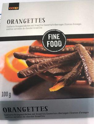 Orangettes - Prodotto - fr