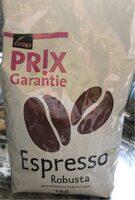 Espresso robusta - Prodotto - fr