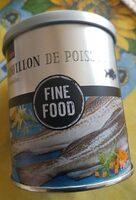 Bouillon de poisson - Prodotto - fr