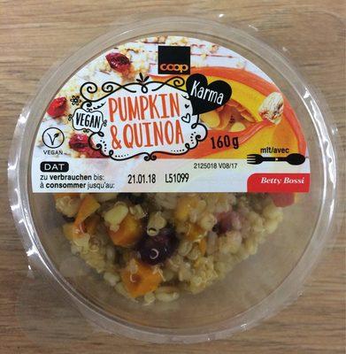 Pumpkin & Quinoa - Product - fr