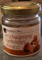 Chanterelles - Product - fr