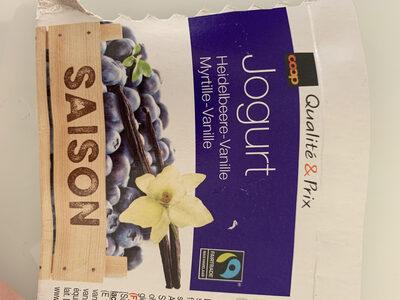 Jogurt Myrtille-Vanille - Product