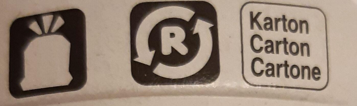 Jogurt Coco - Instruction de recyclage et/ou informations d'emballage - fr