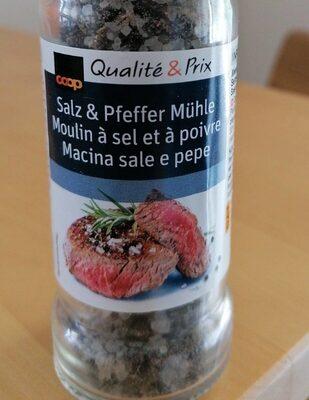 Moulin a sel et a poivre - Prodotto - fr