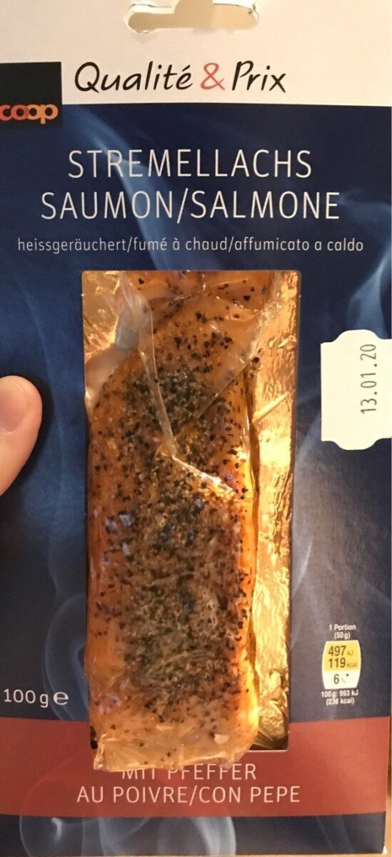 Stremellachs Saumon - Produit - fr