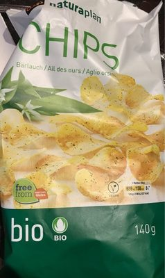 Chips Ail des ours bio - Prodotto - fr