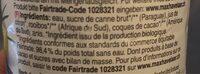 Thé Rooibos Cacao - Ingredients - fr