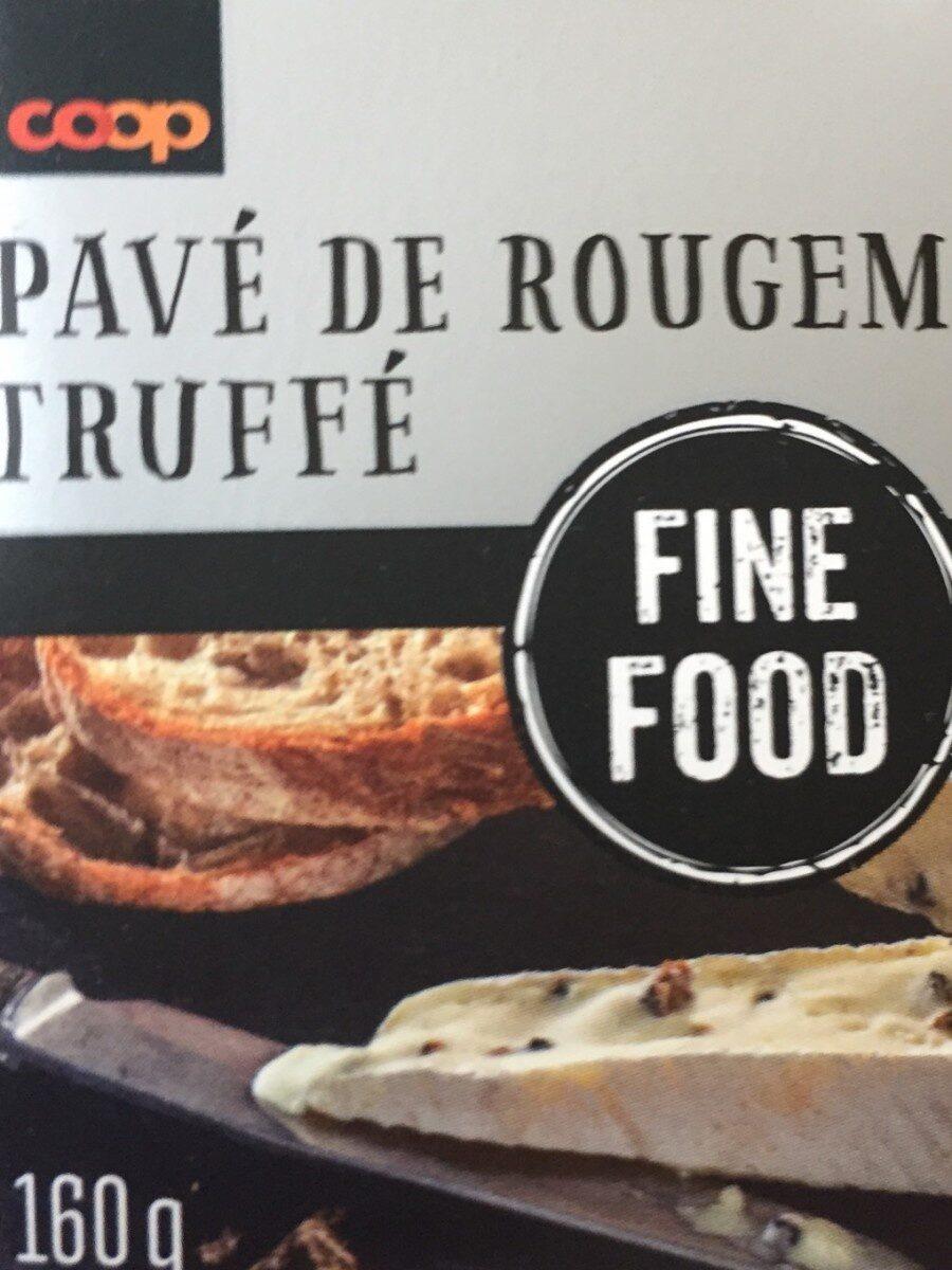 Pavé de rougemont truffé - Product