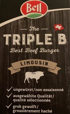 Burger trible B - Product