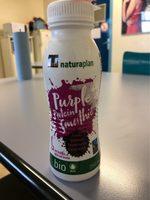Purple protein smoothie - Produit