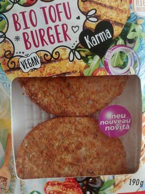 Bio Tofu Burger - Produit