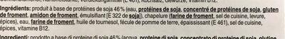 Nuggets - Ingredienti - fr