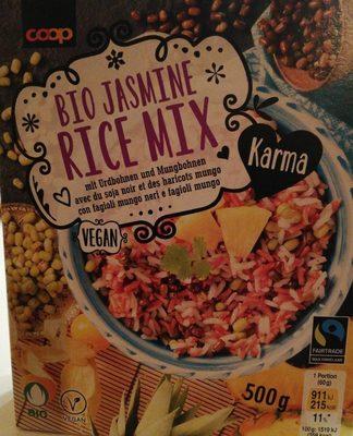 Bio Jasmine Rice Mix - Produit