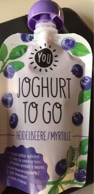 Joghurt to ho - Product