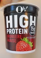 High protein fraise - Product