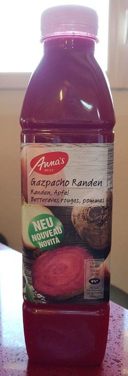 Gaspacho randen - Product - fr