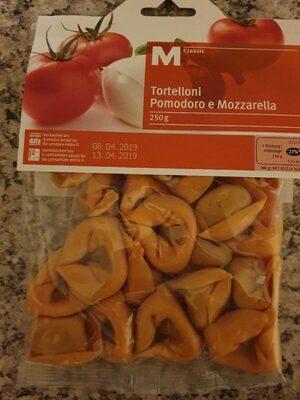 Tortelloni Pomodoro e Mozzarella - Product