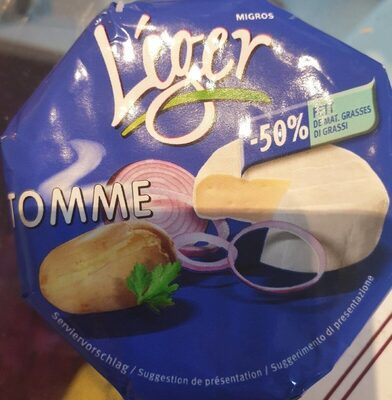 Tomme - Product - fr