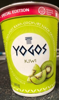 Yogos kiwi - Product - fr