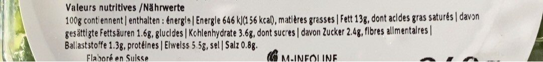 Saladbowl Tuna - Informations nutritionnelles - fr