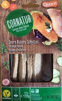 Quorn Nature Schnitzel - Produit
