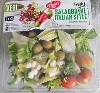 Saladbowl italian style - Product - fr