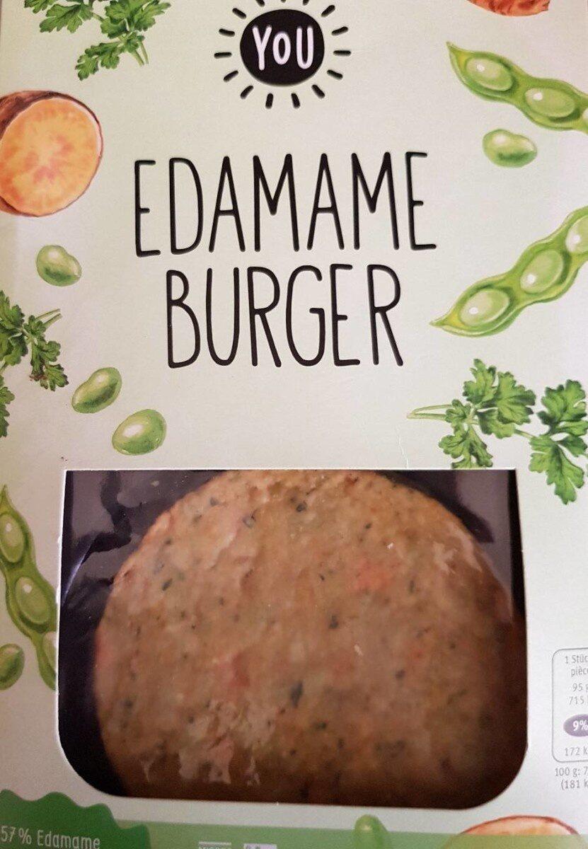 Edamame burger - Product