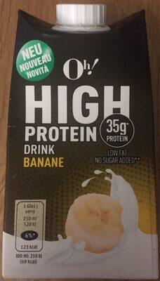 Oh! HIGH PROTEIN - Produit