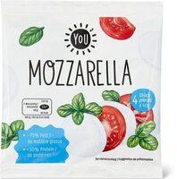 Mozzarella YOU - Ingrediënten - fr