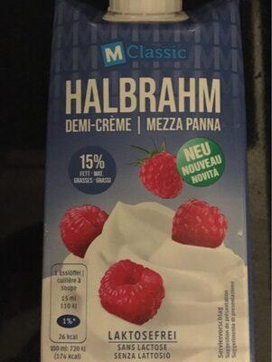 Demi creme M-classic - Product - fr