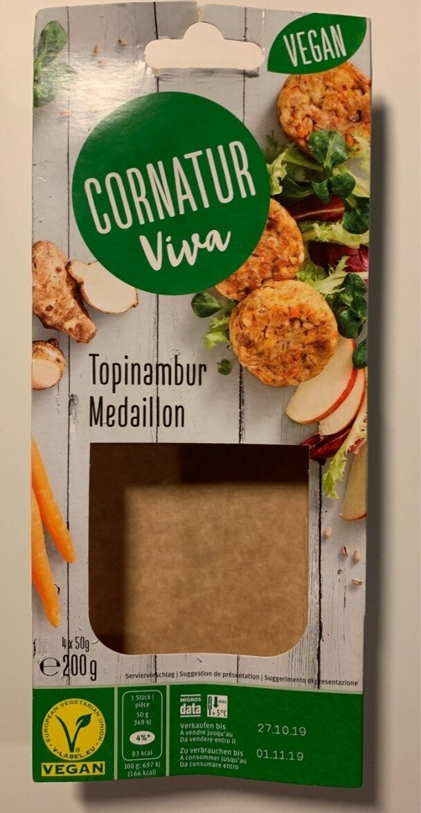 Topinambur Medaillon - Product