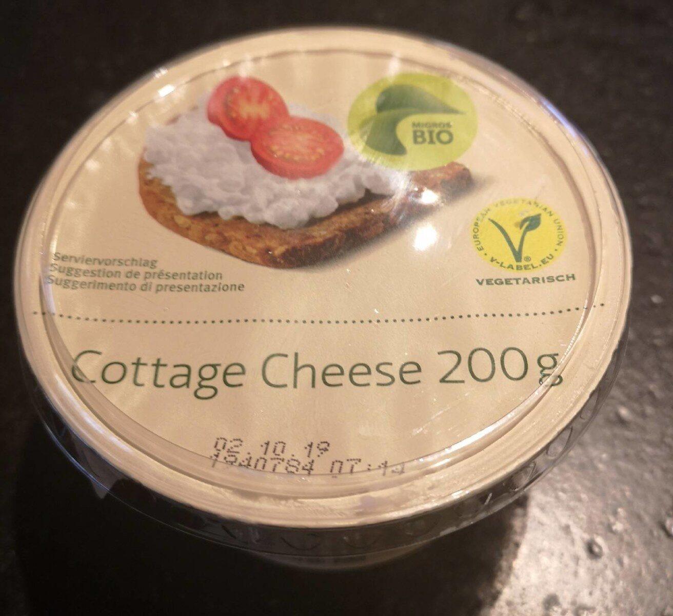 Cottage Cheese - Produit - fr