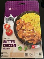 Butter Chicken - Product