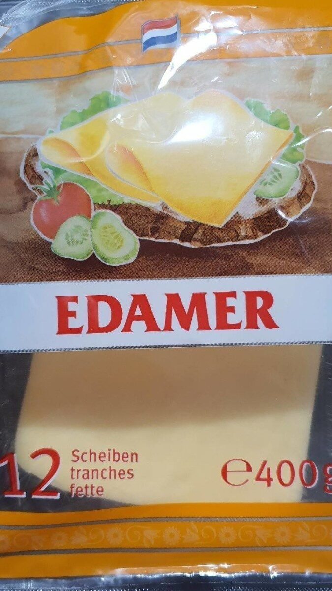 Edamer fromage - Prodotto - fr