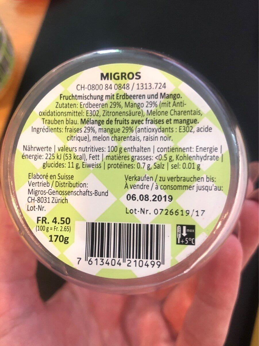 Salade de fruit - Product - fr