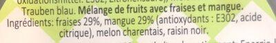 Salade de fruit - Ingredients - fr