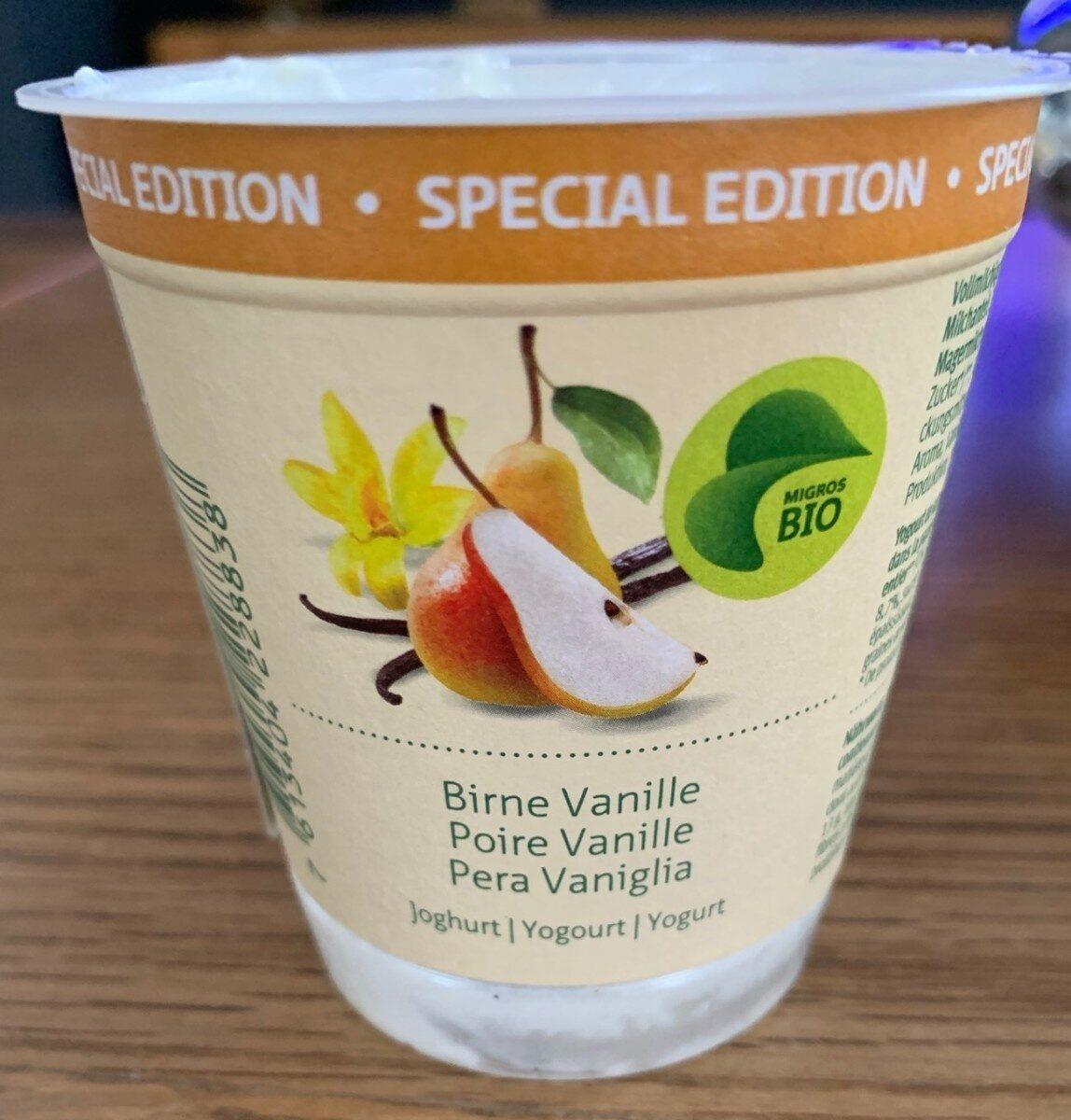 Poire vanille - Product