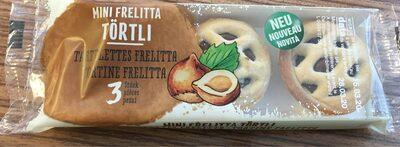 Tartelettes frelitta - Product - fr