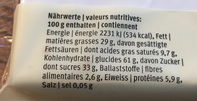 Tartelettes frelitta - Nutrition facts - fr