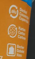 Joghurt Pomme Caramel - Istruzioni per il riciclaggio e/o informazioni sull'imballaggio - it